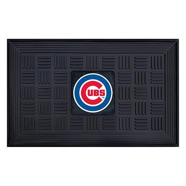 MLB Chicago Cubs Medallion Door Mat - 19
