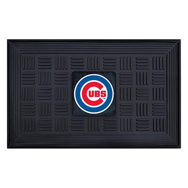MLB - Chicago Cubs Medallion Door Mat