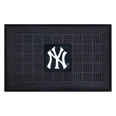 MLB New York Yankees Medallion Door Mat - 19