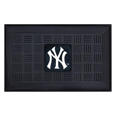MLB New York Yankees Medallion Door Mat - 19