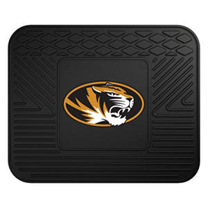 "NCAA University of Missouri Utility Mat - 14"" x 17"""