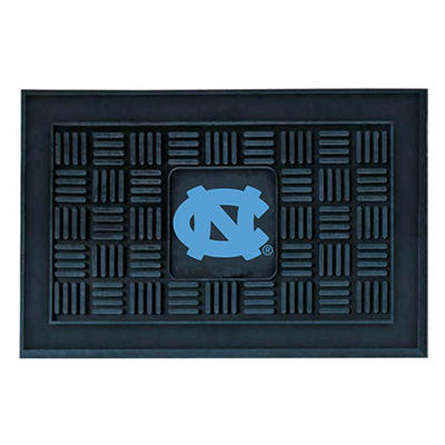 "NCAA UNC Chapel Hill Medallion Door Mat - 19"" x 30"""