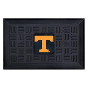 NCAA - University of Tennessee Medallion Door Mat