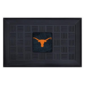NCAA - University of Texas Medallion Door Mat