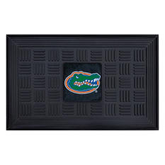 "NCAA University of Florida Medallion Door Mat - 19"" x 30"""