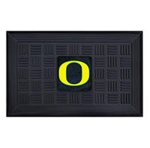 NCAA - University of Oregon Medallion Door Mat