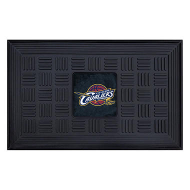 NBA Cleveland Cavaliers Medallion Door Mat - 19