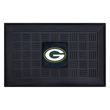 NFL Green Bay Packers Medallion Door Mat - 19