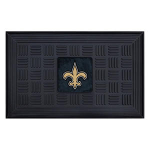 NFL - New Orleans Saints Medallion Door Mat