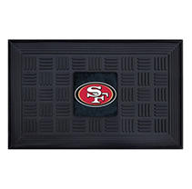 Image of NFL - San Francisco 49ers Medallion Door Mat