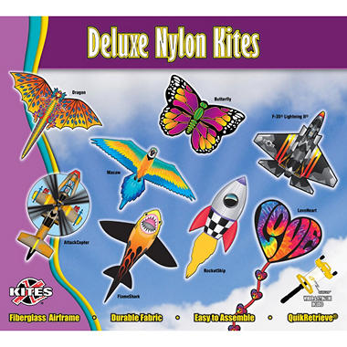 Assorted Kites