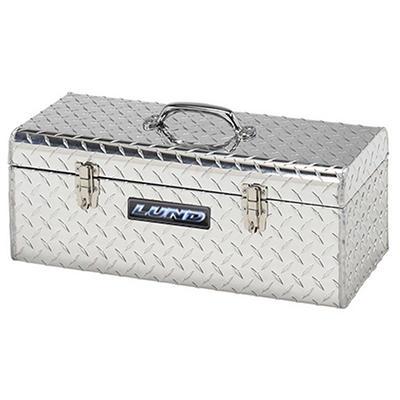 """Tradesman - 24"""" Handheld Tool Box - Aluminum"""