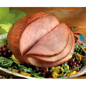 Smithfield Honey Glazed Boneless Spiral Ham (3-4 lb.)