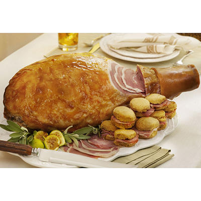 Smithfield Genuine Ham, Cooked Bone In (12-15 lb.)