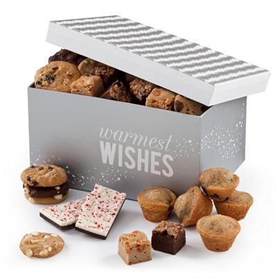 Mrs. Fields Warm Wishes Cookie Box