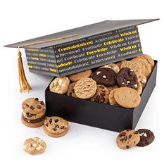 Mrs. Fields Graduation Hat Box