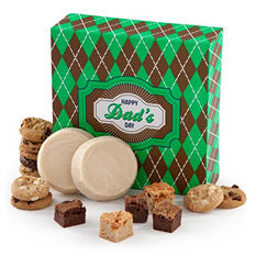 Mrs. Fields Dad's Day Treat Box