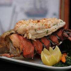 Wild Caught Canadian Lobster Tail (5 oz., 4 pk.)