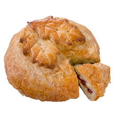 Cranberry, Pecan, Brown Sugar and Cinnamon Creamy Baked Brie (Choose 12 or 27 oz.)
