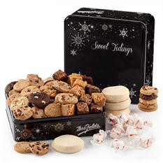 Mrs. Fields Deluxe Treats Tin