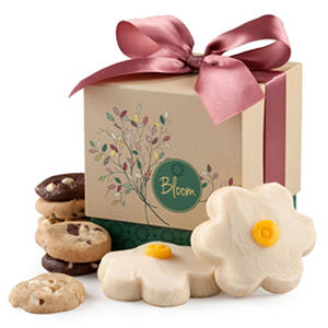 Mrs. Fields Blooming Mini Ribbon Cookie Combo Box