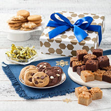 Mrs. Fields Hanukah Nibblers and More Gift Box