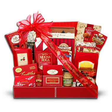 Alder Creek Gift Basket - Love To Share