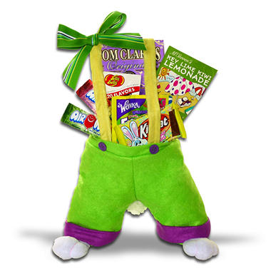 Alder Creek Gifts Peter Cottontail Easter Gift Basket