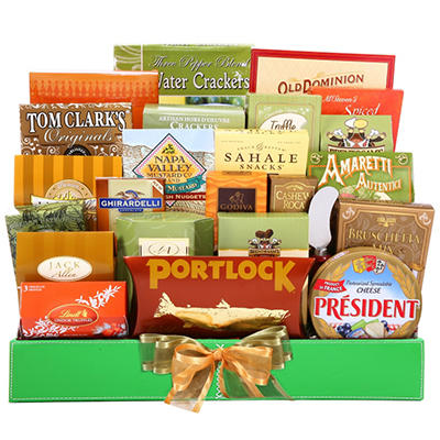 Alder Creek Lasting Impression Gift Basket