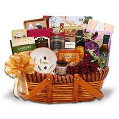 Alder Creek Tuscan Traditions Gourmet Gift Basket