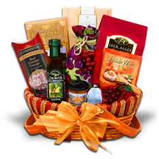 Alder Creek Tastes of the Vineyard Gift Basket