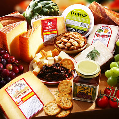Alder Creek Spanish Cheese Collection