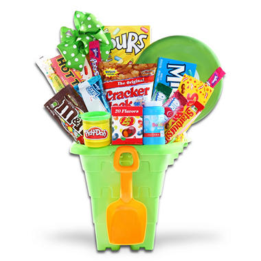Treats & Toys Easter Pail - Sand Pail with Shovel