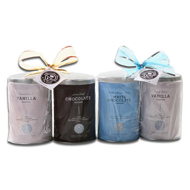Coffee Bean & Tea Leaf Drink Powder Gift Set - Various Flavors - 22 oz. each