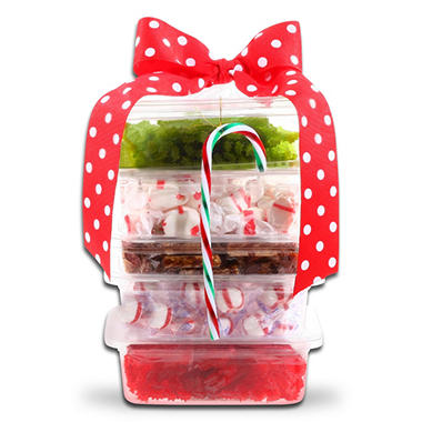 Alder Creek Gift Baskets Candy Tower