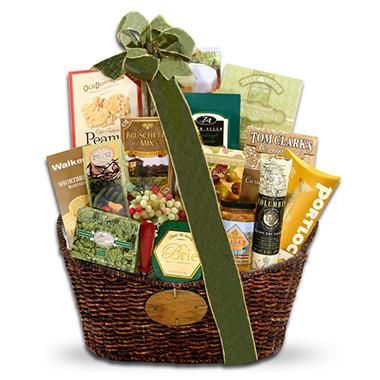 Tuscan Gourmet Gift Basket