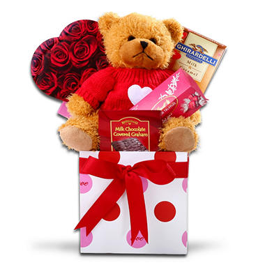 Alder Creek Gift Basket - Be Mine