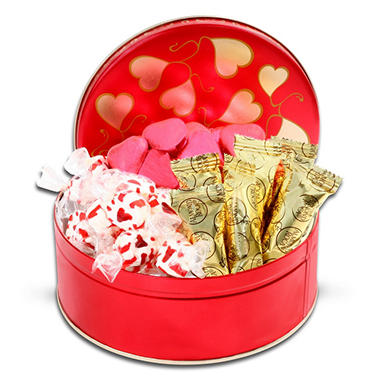 Alder Creek Gift Basket - Valentines Sweet Mix