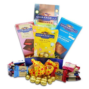 Ghirardelli Spring Gift Box