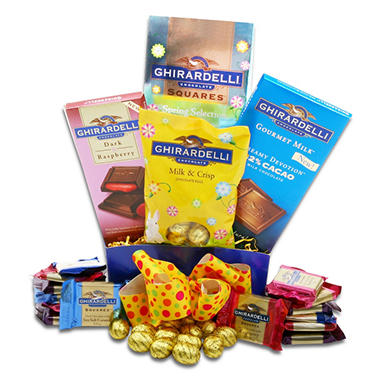 Ghirardelli Spring Gift Box