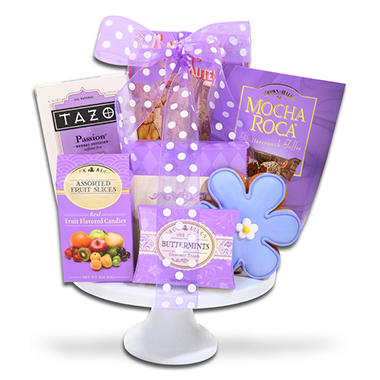 Alder Creek Sweet Tea & Cookies Pedestal Gift