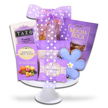 Alder Creek Sweet Tea & Cookies Pedestal Gift