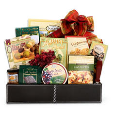 Alder Creek Picnic in the Wine Country Gift Basket