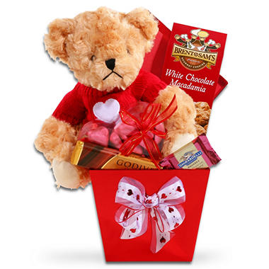 Beary Chocolate Valentine