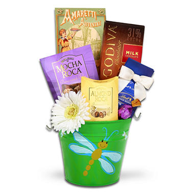 Alder Creek Chocolate Gourmet Gift Basket