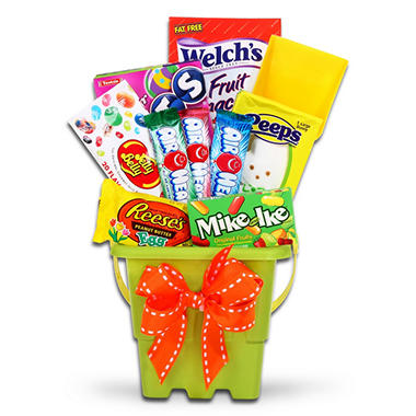Alder Creek Buckets of Easter Fun Gift Basket