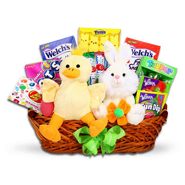 Alder Creek Spring Essentials Gift Basket