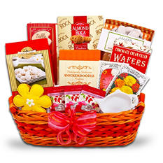 Alder Creek Mother's Day Gourmet Garden Gift Basket