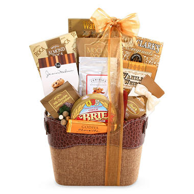 Executive Choice Gift Basket