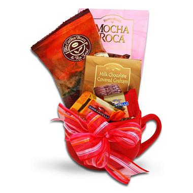 Alder Creek Coffee Bean and Tea Leaf Gift